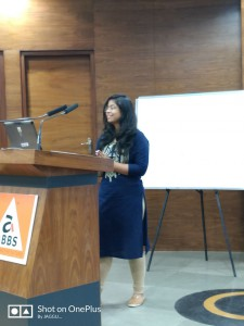 Session On Career Failure and Family Pressure: Acharya Bangalore  B school